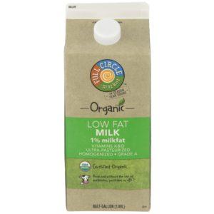 1% Low Fat Milk