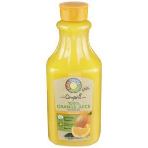 100% Orange Juice – Pulp Free