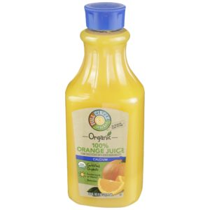 100% Orange Juice – Calcium