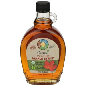 100% Pure Maple Syrup – Organic