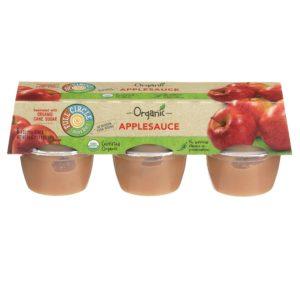 Applesauce – Organic