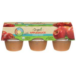 Applesauce – Unsweetened