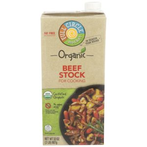 Beef Stock For Cooking – Organic