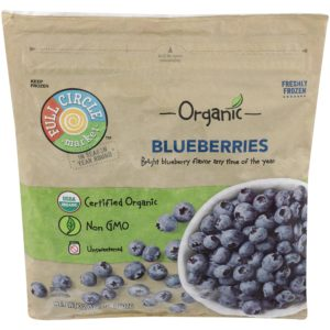 Blueberries – Organic