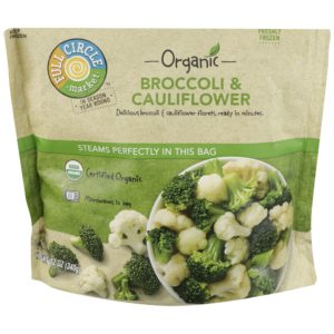 Broccoli & Cauliflower – Organic