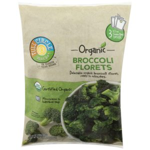Broccoli Florets – Organic
