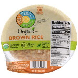 Brown Rice – Organic