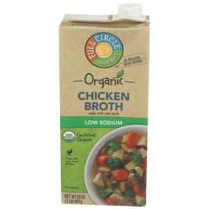 Chicken Broth – Low Sodium
