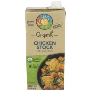 Chicken Stock For Cooking – Organic