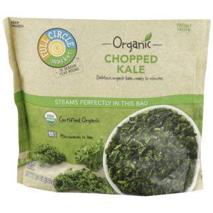 Chopped Kale – Organic