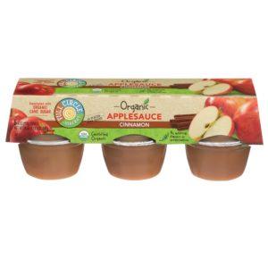 Cinnamon Apple Sauce – Organic
