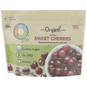 Dark Sweet Cherries – Organic