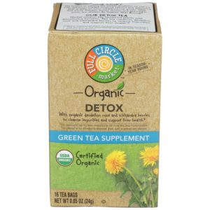 Detox Green Tea Supplement – Organic