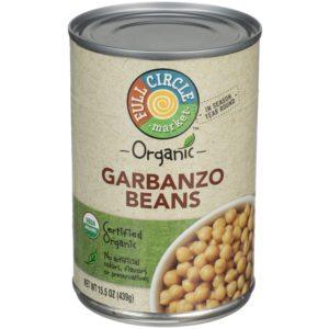Garbanzo Beans – Organic