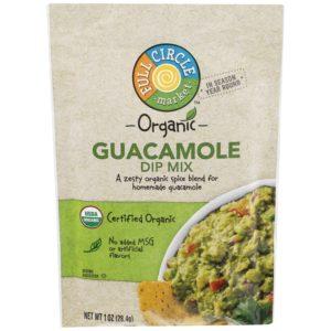 Guacamole Dip Mix – Organic