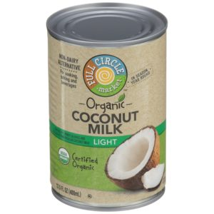 Light Coconut Milk – Organic
