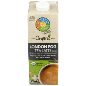 London Fog Tea Latte – Organic