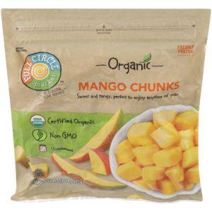 Mango Chunks – Organic