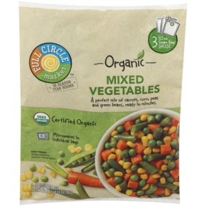 Mixed Vegetables – Organic