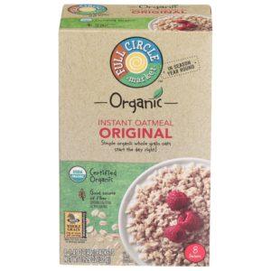 Original Instant Oatmeal – Organic