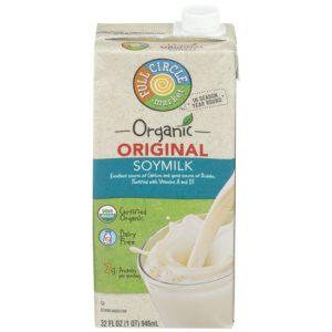 Original Soymilk – Organic