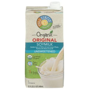 Original Soymilk – Unsweetened