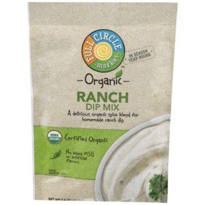 Ranch Dip Mix – Organic