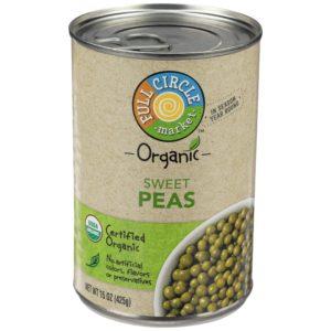 Sweet Green Peas
