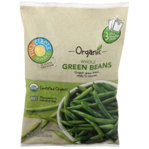 Whole Green Beans – Organic